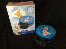 Olaf Waffle Maker in Fort Campbell, Kentucky