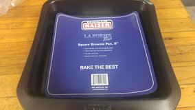 9 inch commercial grade steel, Brownie Pan (NEW) in 29 Palms, California