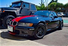 BMW Z3 Roadster 2.0 MSport Package in Okinawa, Japan