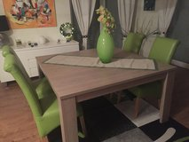 Dining room chair set (6) in Ramstein, Germany
