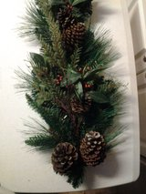 "*REDUCED* 30"" Table/Wall Pine Arrangement in Eglin AFB, Florida"