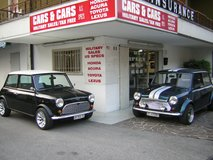 1 YR WARRANTY - CLASSIC MINI (order your own Mini) - Cars&Cars Military Sales by Chapel gate on ... in Vicenza, Italy