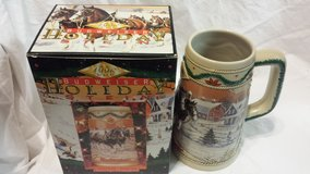 """Vintage"" 1996  ""BUDWEISER"" BEER Stein !! in Beaufort, South Carolina"