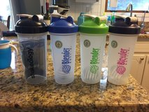 Protein shake bottles (all) in Glendale Heights, Illinois