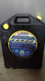 WEDCO OIL DRAIN CONTAINER in Morris, Illinois