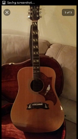 Gibson Dove Acoustic  Guitar in Houston, Texas