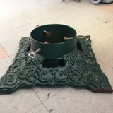 Large Cast Iron Christmas Tree Stand in Warner Robins, Georgia