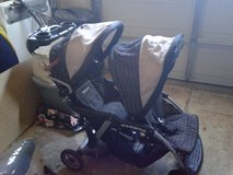 Sit & Stand Double Stroller in Camp Pendleton, California
