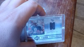 Earl Campbell / Steve Mcnair jersey card in Alamogordo, New Mexico