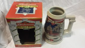 "2001 ""BUDWEISER""  BEER STEIN in Beaufort, South Carolina"