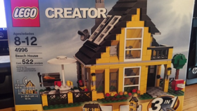 LEGO Creator 4996 Beach House in Moody AFB, Georgia