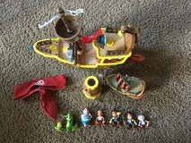 Jake and the Neverland Pirates lot in Bolingbrook, Illinois