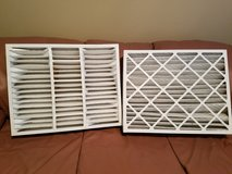 "20"" x 25"" x 5"" HVAC Whole House Filter (2 pack) in Pearland, Texas"