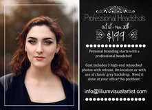 Professional Headshots/Personal Branding in Houston, Texas