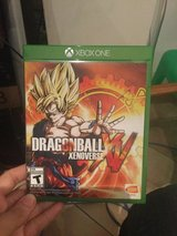 DRAGONBALL XENOVERSE XV for XBOX ONE in Ramstein, Germany