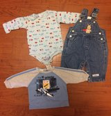 Baby boys items, sz 3-6 month in Fort Campbell, Kentucky