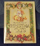 Christmas Cats Book in Tomball, Texas