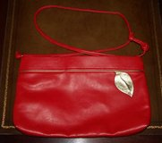 Red Clutch Purse in Tomball, Texas