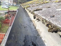 Gutter clearing in Lakenheath, UK