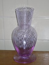 "pretty vase 8.5""h in Glendale Heights, Illinois"