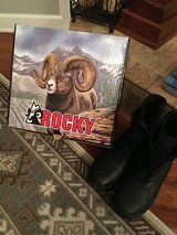 Black Rocky Tactical boots size 11 in Fort Rucker, Alabama
