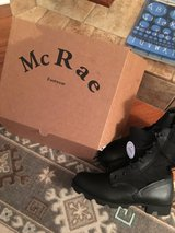 McRae Black tactical jungle boots size 11 in Fort Rucker, Alabama