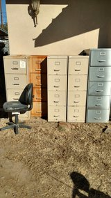 File cabinets in Alamogordo, New Mexico