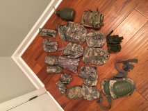 Miscellaneous Acu pouches in Fort Rucker, Alabama