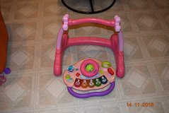 vtech sit to stand activity walker pink works great. Joliet, il in Bolingbrook, Illinois