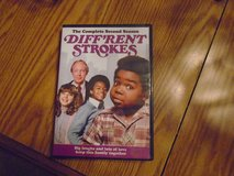 Different Strokes the complete 2nd season -2 disc in Orland Park, Illinois
