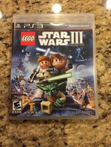 Lego Star Wars III: The Clone Wars - PS3 Game in Joliet, Illinois