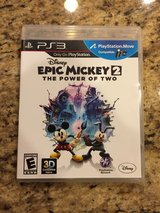 Epic Mickey 2: The Power of Two - PS3 Game in Yorkville, Illinois