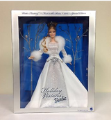 Winter Fantasy Holiday Vision Barbie First In Series Special Edition in Naperville, Illinois
