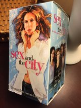 VHS Sex & the City Season Two in Naperville, Illinois