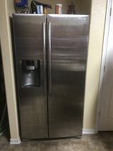 Samsung Side by side refrigerator in Baytown, Texas