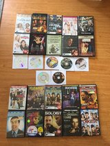 DVD lot 30$ all in Okinawa, Japan