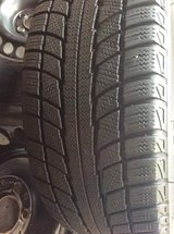 mostly new Wintertyres with Rims 205/55/16 in Ramstein, Germany