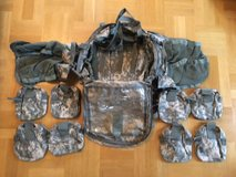 Molle II Medic Bag + Pouches in Ramstein, Germany