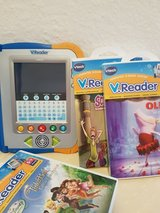 V Tech Reader And 4 stories in Ramstein, Germany