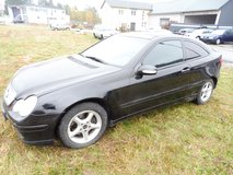 MERCEDES BENS C 220 CDI ! CUPE! AUTOMATIK  DIESEL! MODEL 2003! NEW INSPECTION! IN RAMSTEIN! in Ramstein, Germany