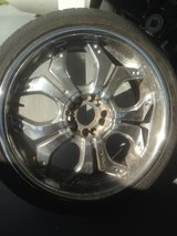 20' rims off s10 in DeRidder, Louisiana