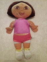 Dora doll in Ramstein, Germany