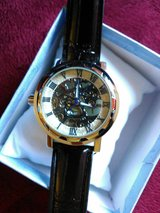 FREE SHIP. ! UNISEX  Mechanical transparent WATCH in Toms River, New Jersey