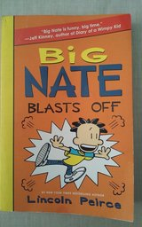 Big Nate - Blasts Off in Conroe, Texas