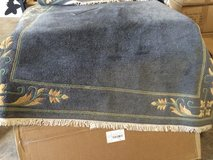 wool hand knotted rug in Ramstein, Germany