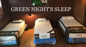 MLILY Gel Memory Foam Mattress Bed in Alamogordo, New Mexico