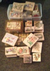 UN BOXED STAMPIN UP BLOCKS INUMEROUS !! in Springfield, Missouri