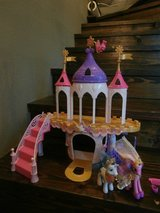 My little pony princess wedding castle in Houston, Texas
