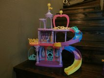 My Little Pony Rainbow Kingdom Play set in Houston, Texas