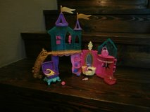 My Little Pony Crystal Princess Palace Play set in Kingwood, Texas